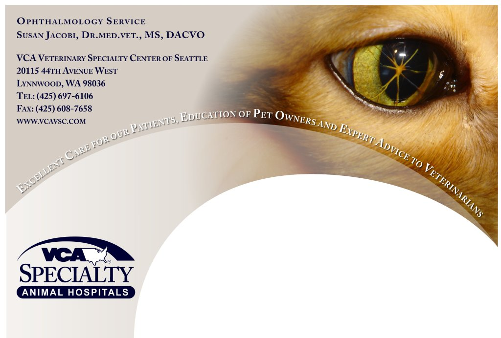 VCA Specialty Center of Seattle - Ophthalmology